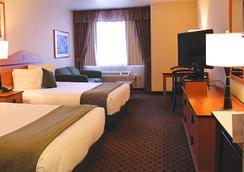 Crystal Inn Hotel & Suites Midvalley - Murray - Bedroom