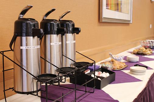 Crystal Inn Hotel & Suites Midvalley - Murray - Buffet