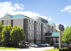 Crystal Inn Hotel & Suites Midvalley - Murray - Edificio