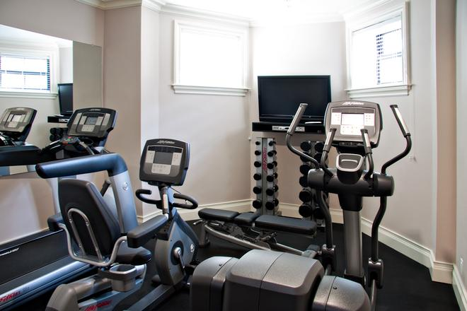The Inn At St Botolph - Boston - Gym