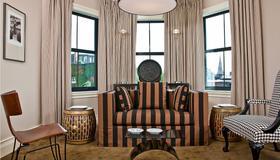 The Inn At St Botolph - Boston - Living room