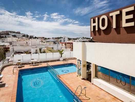 Hotel Royal Plaza - Ίμπιζα - Πισίνα