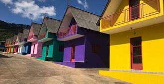 Pousada Praia do Sol - Poços de Caldas - Edifício