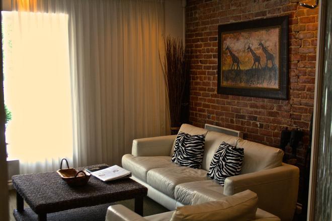 Hotel Kutuma - Montreal - Sala de estar