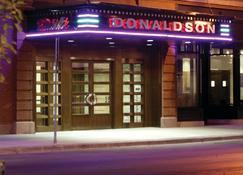 Hotel Donaldson - Fargo - Building
