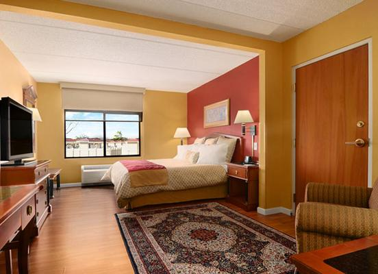 Wingate By Wyndham Atlanta Buckhead - Atlanta - Bedroom