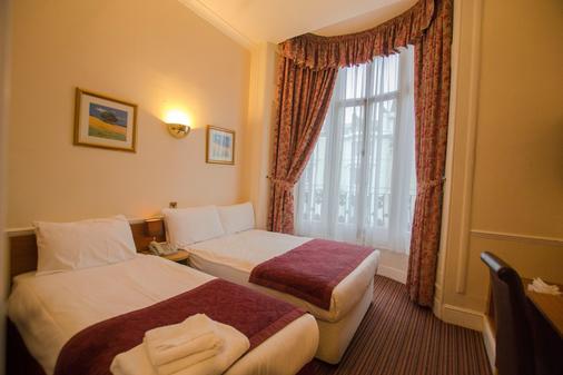 Brunel Hotel - Λονδίνο - Κρεβατοκάμαρα