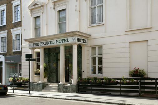 Brunel Hotel - Λονδίνο - Κτίριο