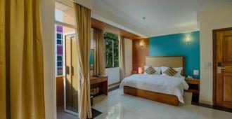 Noomoo Maldives at Hulhumale - מאלה - חדר שינה