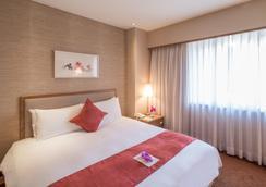 Hotel Riverview Taipei - Тайбэй - Спальня