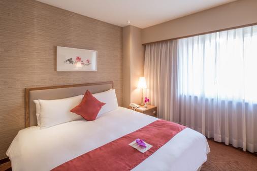 Hotel Riverview Taipei - Taipei - Makuuhuone