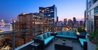 聖地亞哥靛藍酒店- 格斯燈街區 - 聖地亞哥 - 建築