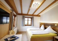 Berggasthof Sonne Imberg - Sonthofen - Schlafzimmer