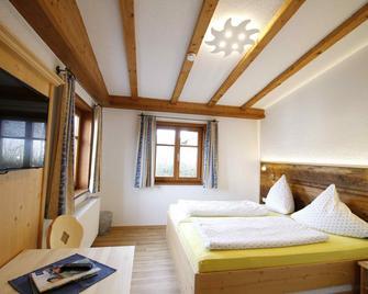 Berggasthof Sonne Imberg - Зонтгофен - Bedroom
