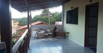 Adubai Hostel - Alto Paraíso de Goiás - Balcony