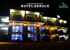 Hotel Onrock - Ella - Rakennus