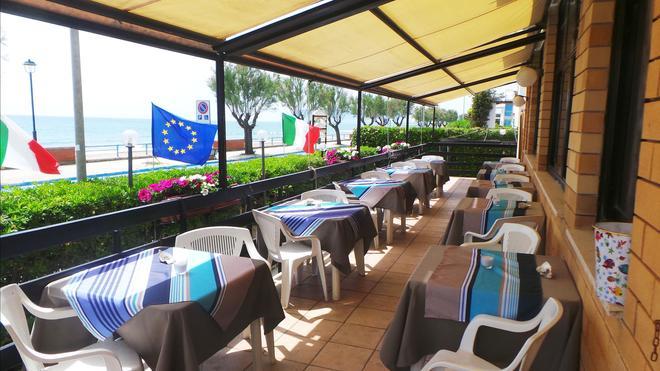 Piccolo Hotel - Terracina - Ravintola