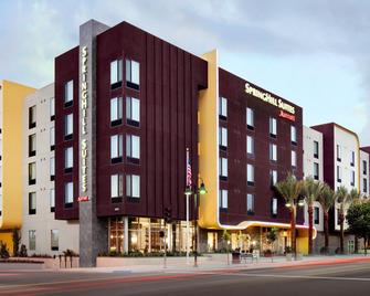 SpringHill Suites by Marriott Los Angeles Burbank/Downtown - Burbank - Building