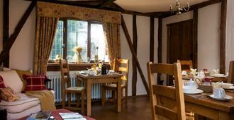 Barclay Farmhouse - Ashford (Kent) - Restaurant