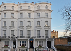 The Princes Square Hotel - London - Bygning