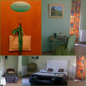 Domaine Le Castagné - Auch - Bedroom