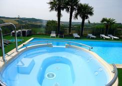 Domaine Le Castagné - Auch - Pool