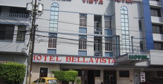 Hotel Bella Vista - Ciudad de Panamá - Edificio