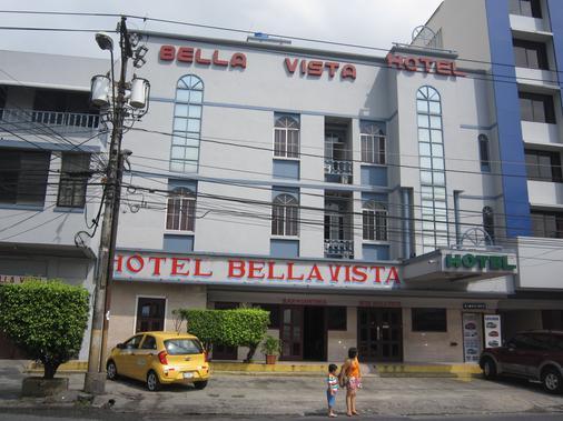 Hotel Bella Vista - Panamá - Rakennus