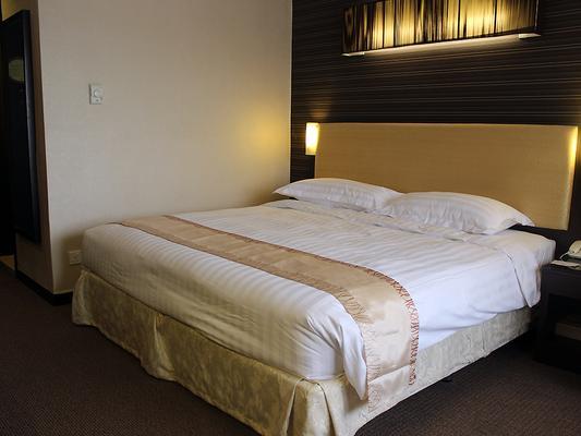 皇后旅店@奎因 - 新加坡 - 臥室