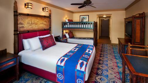Disney's Wilderness Lodge - Lake Buena Vista - Phòng ngủ
