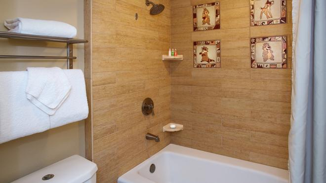Disney's Wilderness Lodge - Lake Buena Vista - Bathroom