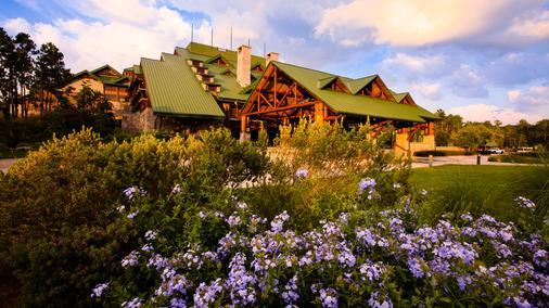 Disney's Wilderness Lodge - Lake Buena Vista - Toà nhà