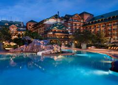Disney's Wilderness Lodge - Lake Buena Vista - Pileta