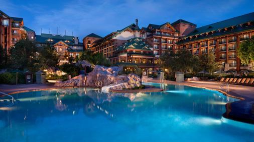 Disney's Wilderness Lodge - Lake Buena Vista - Bể bơi