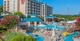 Music Road Resort - Pigeon Forge - Building