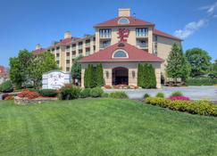 Music Road Resort Inn - Pigeon Forge - Building