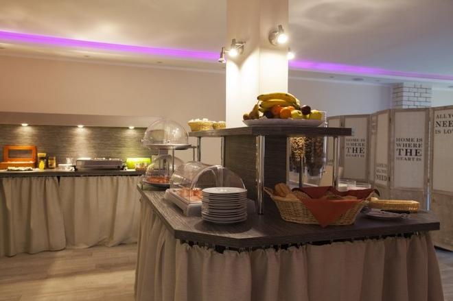 Hotel Kiez Pension Berlin - Berlín - Buffet