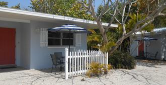 Sunshine Island Inn - Sanibel - Gebäude