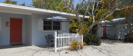 Sunshine Island Inn - Sanibel - Toà nhà