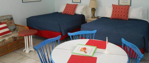Sunshine Island Inn - Sanibel - Phòng ngủ