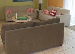 Sunshine Island Inn - Sanibel - Sala de estar