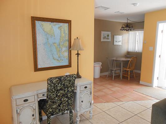Sunshine Island Inn - Sanibel - Dining room