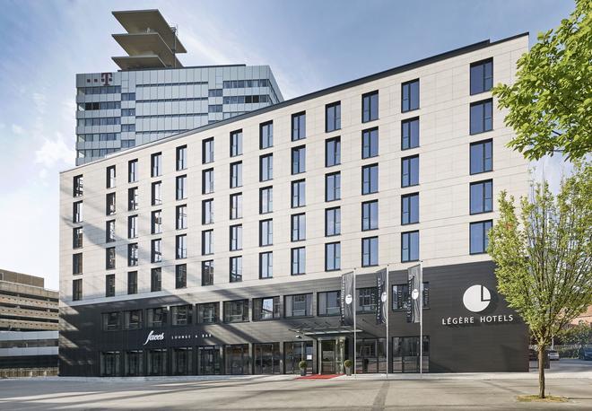 Légère Hotel Bielefeld - Μπίλεφελντ - Κτίριο