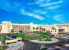 Steigenberger Al Dau Beach Hotel - Hurghada - Building