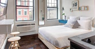 East Village Hotel - New York - Bedroom