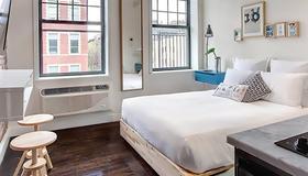 East Village Hotel - New York - Schlafzimmer