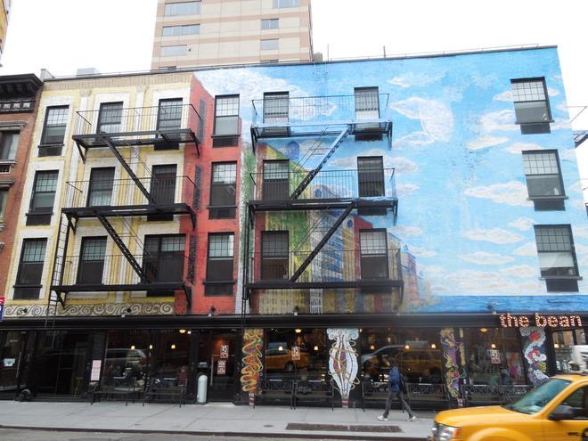 東村酒店 - 紐約 - 紐約 - 建築