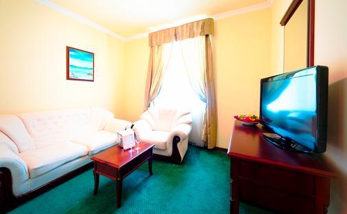Hotel Aquarius - Dubrovnik - Living room