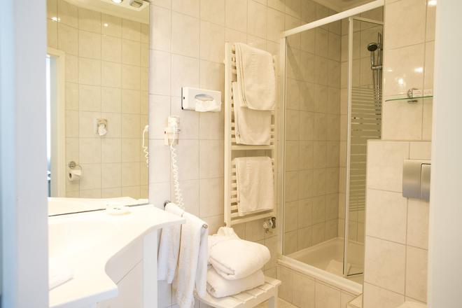 Nordseehotel Freese - Juist - Baño
