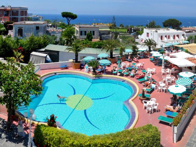 Hotel Galidon Terme & Village - Forio - Uima-allas